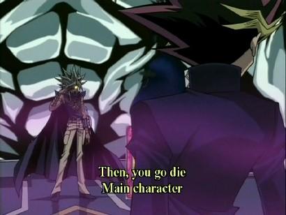 Screenshot from HK DVD episode 140