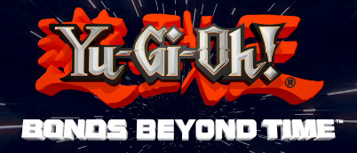 English Yu-Gi-Oh! Bonds Beyond Time logo