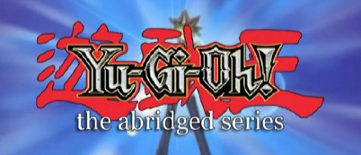 Yu-Gi-Oh! The Abridged Series logo