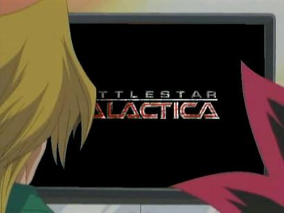 Screenshot from Kara Thrace's Special Destiny