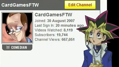 Screenshot from Without Yugi