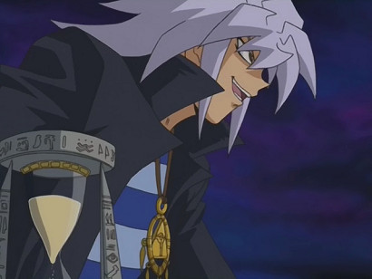 Bakura in episode 211