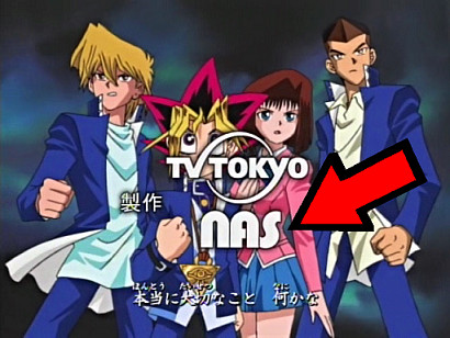 NAS, a wholly-owned subsidiary of ADK, is one of the producers of Yu-Gi-Oh! Duel Monsters