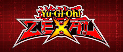 English Yu-Gi-Oh! ZEXAL logo