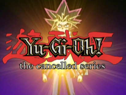 Logo of Yu-Gi-Oh: The Cancelled Series from YGOTAS episode 47