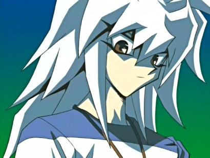 Yami Bakura looking good in episode 79