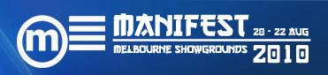 Manifest 2010 logo