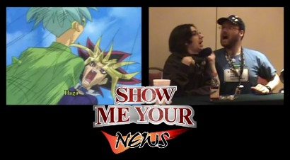 Show Me Your News invited Little Kuriboh and Kirbopher for an interview