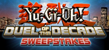 Yu-Gi-Oh! Duel of the Decade Sweepstakes logo