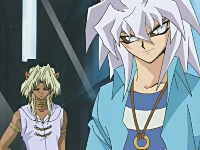 Catboy Marik and Bakura in Neko Porno by Little Kuriboh
