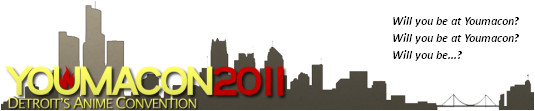 Logo for Youmacon 2011