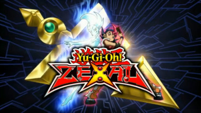 Logo of the 4Kids English-dubbed version of Yu-Gi-Oh! Zexal