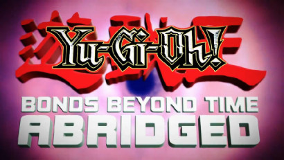 Yu-Gi-Oh! Bonds Beyond Time Abridged logo