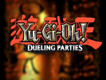 Yu-Gi-Oh! Dueling Parties screenshot from an American Greetings ad