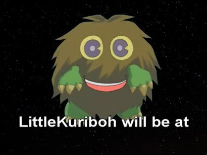Kuriboh in Little Kuriboh's Anime Milwaukee 2012 promo