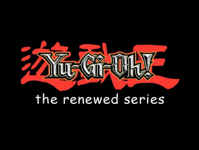 Yu-Gi-Oh! The Renewed Series logo in YGOTAS episode 56