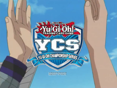 Screenshot from the Yu-Gi-Oh! Championship Series Providence Dan Green Benefit video