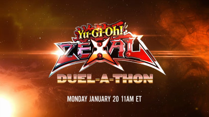 Screenshot from Nicktoon's Yu-Gi-Oh! ZEXAL Duel-A-Thon commercial