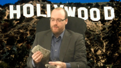 LittleKuriboh counting the millions of dollars that he's made from YGOTAS in the LITTLEKURIBOH SELLS OUT video