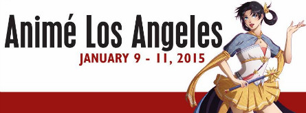 Anime Los Angeles 2015 banner