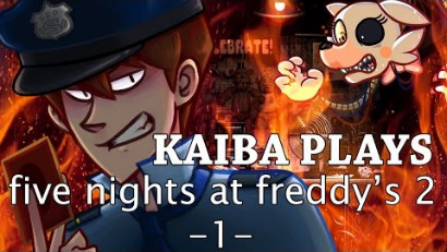Kaiba Plays Five Nights At Freddy's 2 artwork by ColonelCheru