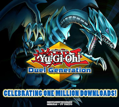 Yu-Gi-Oh! Duel Generation reaches one million downloads