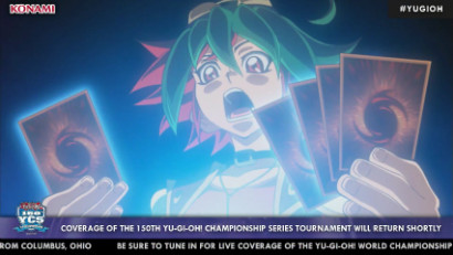 The English dub of Yu-Gi-Oh! ARC-V episode 1 was previewed in its entirety during the 150th YCS live stream