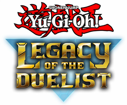 Yu-Gi-Oh! Legacy of the Duelist logo