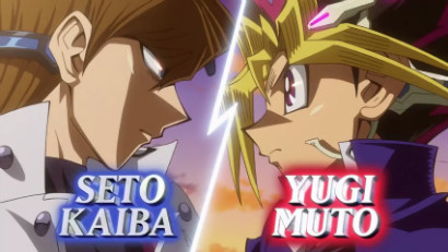 Seto Kaiba and Yugi Muto face off in the English teaser video of Yu-Gi-Oh! The Dark Side of Dimensions