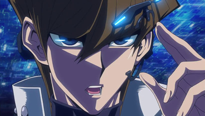 Seto Kaiba in the new Yu-Gi-Oh! The Dark Side of Dimensions trailer