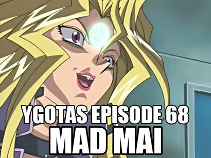 Mai Valentine under the control of the Orichalcos in YGOTAS episode 68
