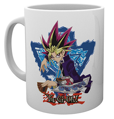 Yu-Gi-Oh! Yami Yugi mug mock-up from GB eye