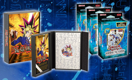 Yu-Gi-Oh! Summer Kickoff Sweepstakes banner from YUGIOH.com
