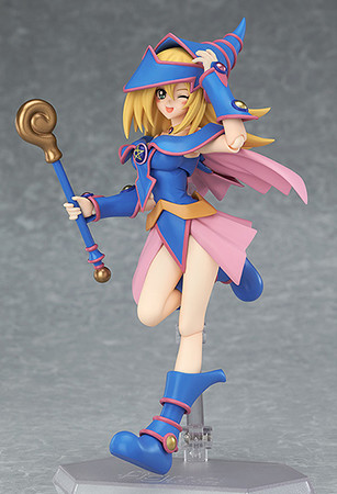 Good Smile Company's figma Dark Magician Girl figure