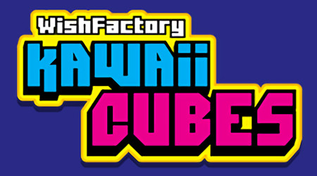 Wish Factory Kawaii Cubes logo