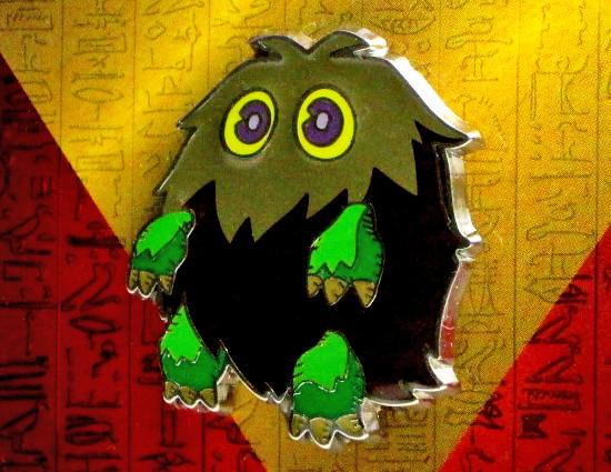 Grin Studios Yu-Gi-Oh! Kuriboh series 1 pin