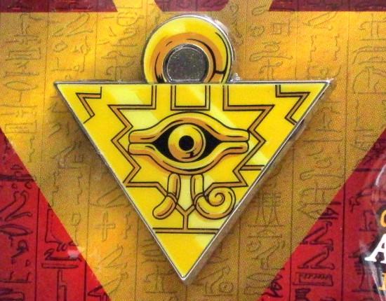 Grin Studios Yu-Gi-Oh! Millennium Puzzle series 1 pin