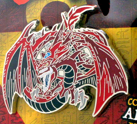 Grin Studios Yu-Gi-Oh! Slifer the Sky Dragon series 1 pin