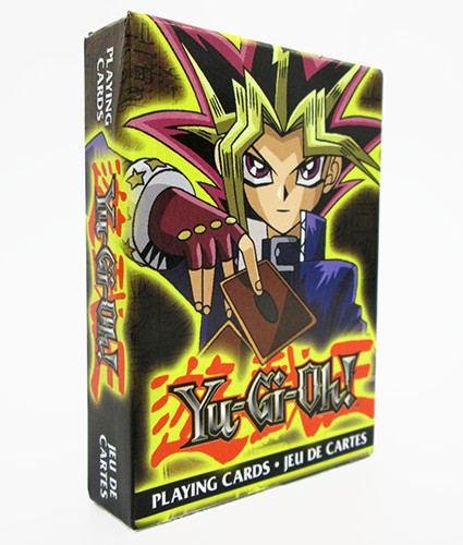 Pack of Yu-Gi-Oh! playing cards by Aquarius Entertainment Merchandising