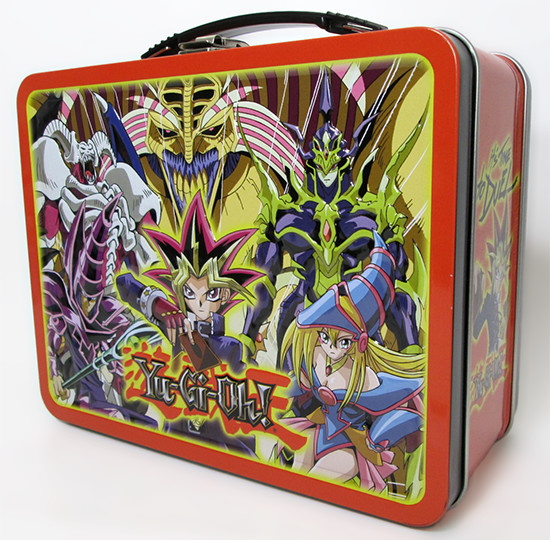Yu-Gi-Oh! lunch box by Aquarius Entertainment Merchandising