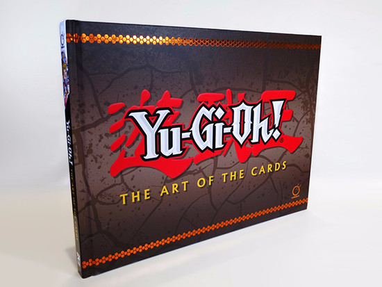 Front cover of Yu-Gi-Oh! The Art of the Cards from UDON Entertainment