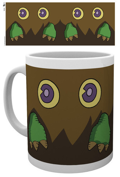 Kuriboh mug by GB eye