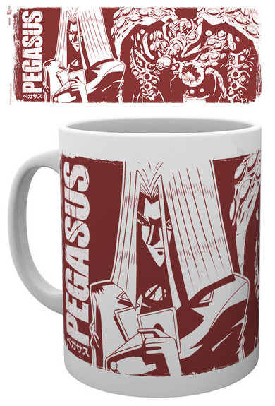 Maximillion Pegasus and Thousand-Eyes Restrict mug by GB eye