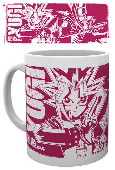 Yami Yugi and Dark Magician mug by GB eye