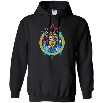 Yu-Gi-Oh! The Dark Side of Dimensions Pullover Hoodie from ShopYuGiOh.com