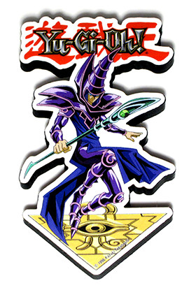 Dark Magician Funky Chunky Magnet