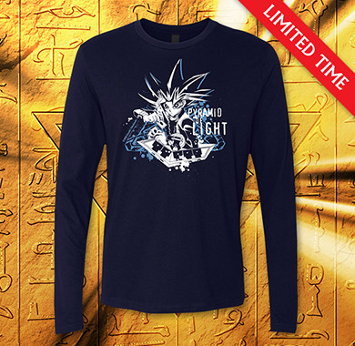 Exclusive Yu-Gi-Oh! The Movie: Pyramid of Light T-shirt