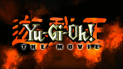 Yu-Gi-Oh! The Movie logo