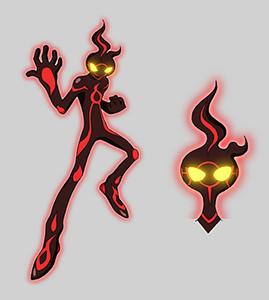 Yu-Gi-Oh! VRAINS character Flame