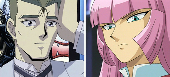 Jean-Claude Magnum in episode 80 and Zigfried von Schroeder in episode 197